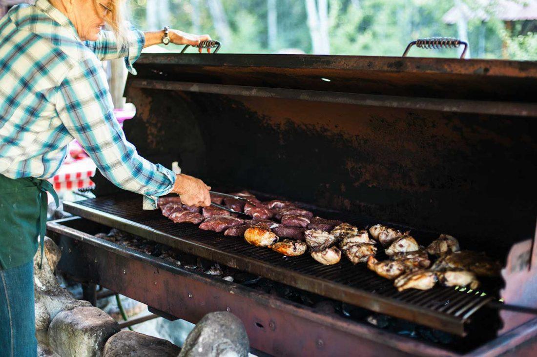 cowboy dinner grill