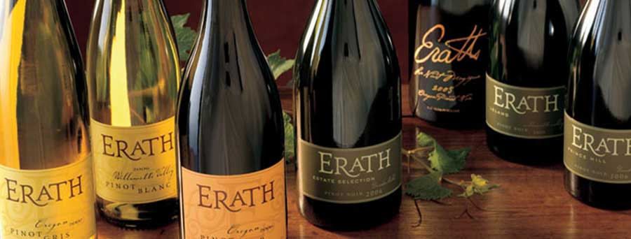 Erath Wines