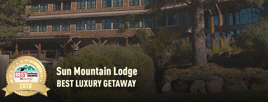 Best Luxury Getaway award 2018