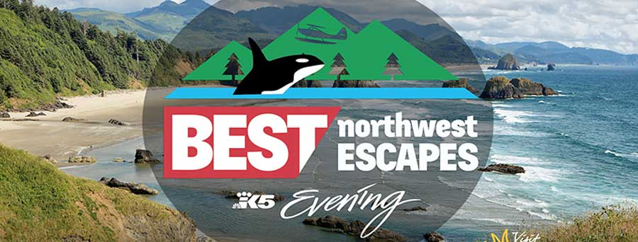 Best Northwest Escapes k5 Evening award