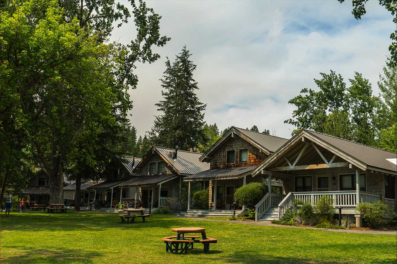 Patterson Lake cabins
