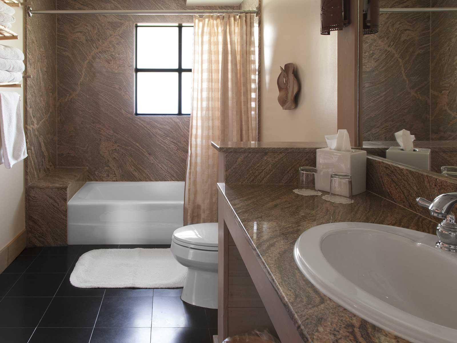 Gardner bathroom