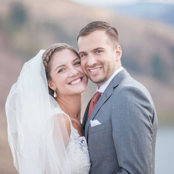 Mandy and Chris wedding