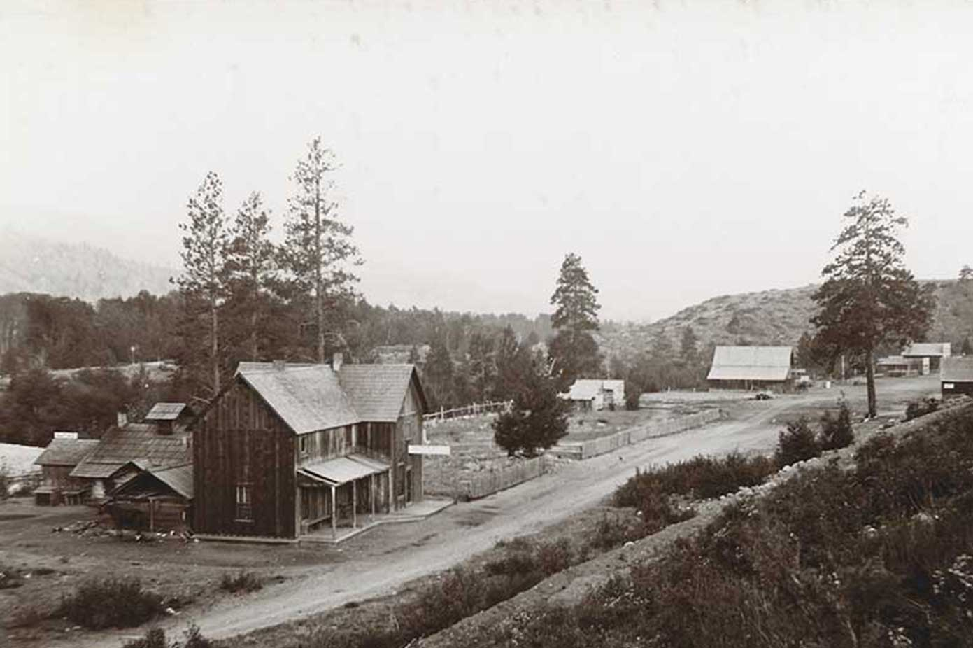 Methow historical photo