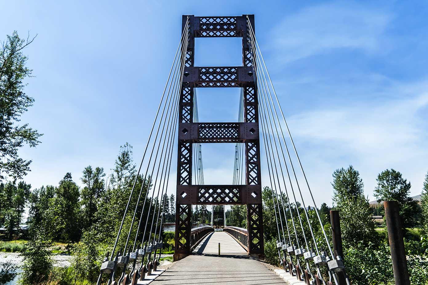 Winthrop bridge