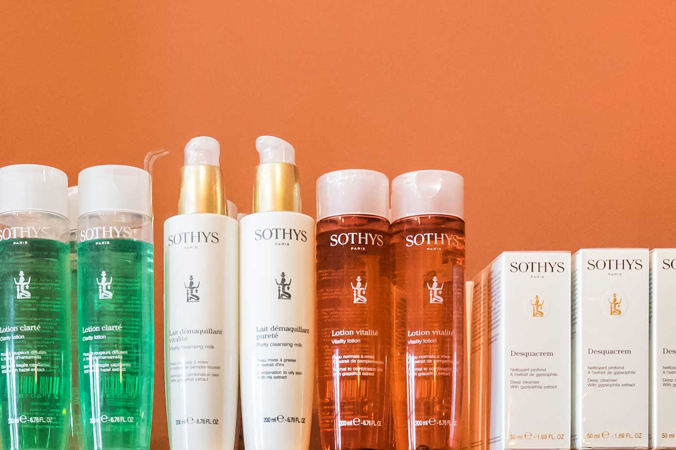 spa sothys products