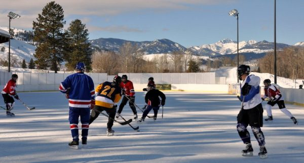 Winthrop Rink Hockey