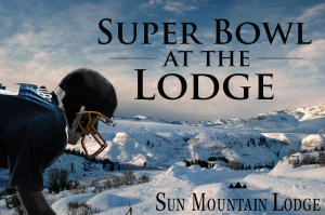 Super Bowl at the Lodge