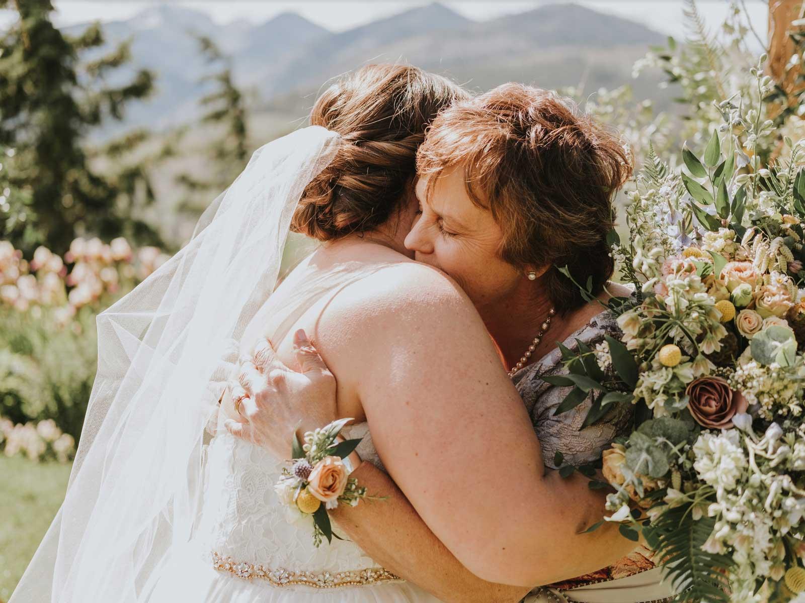 molly mom hug