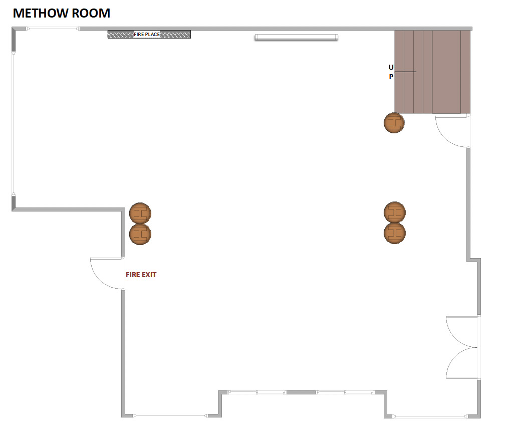 methow room diagram