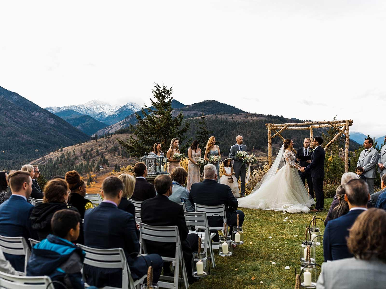 kristen jon wedding ceremony