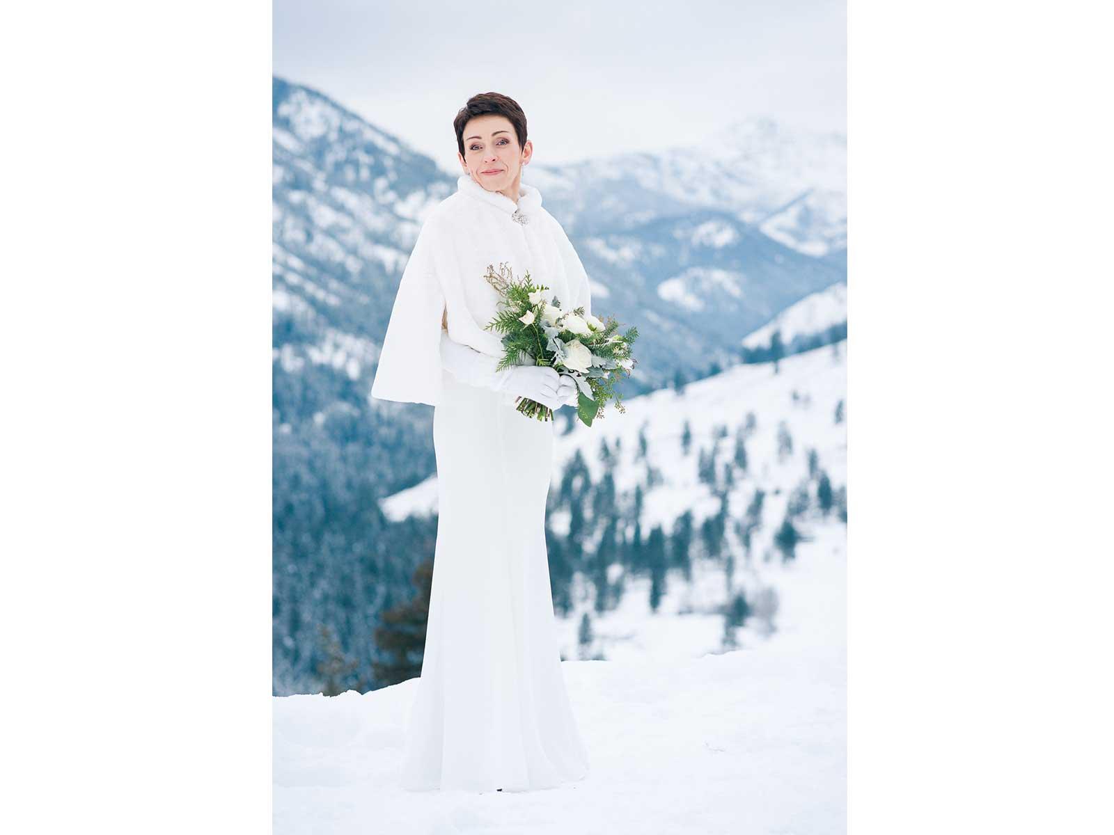 mari bride snow