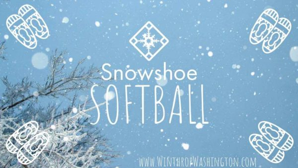 snowshoe softball logo